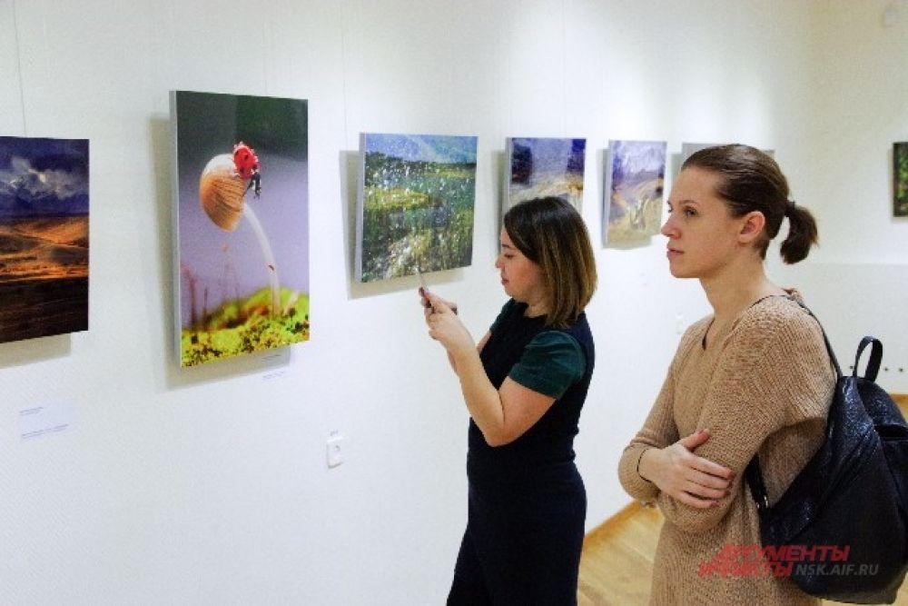 В этом году выставка уже успешно прошла в Москве, Санкт-Петербурге, Калининграде.