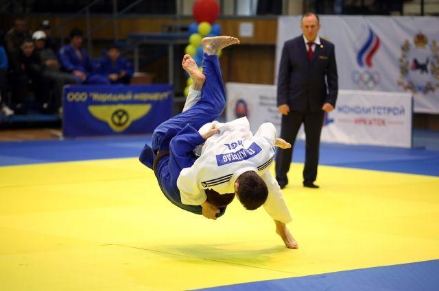 Три медали завоевали тверские дзюдоисты накубке РФ
