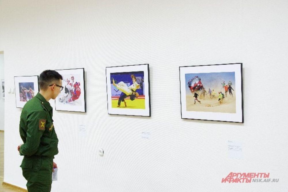 Выставка продлится до 21 января.