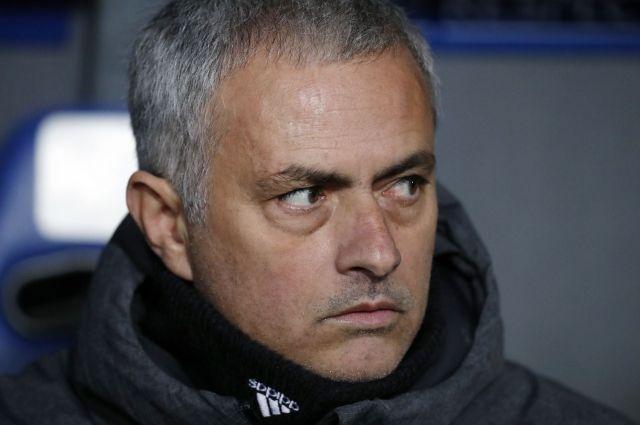 Моуринью спровоцировал потасовку после дерби Манчестера