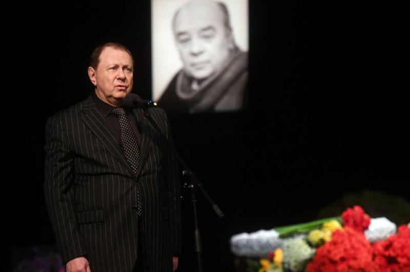 Директор Московского театра «Ленком» Марк Варшавер.