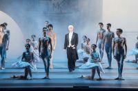 Сцена из балета «Нуреев».