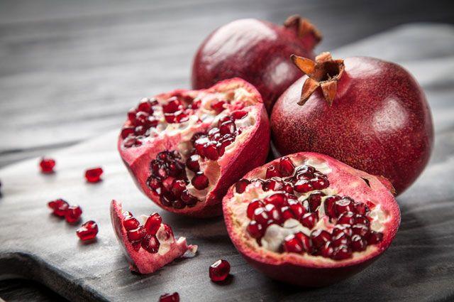 Какой витамин в гранате, противопоказания и выращивание в домашних условиях