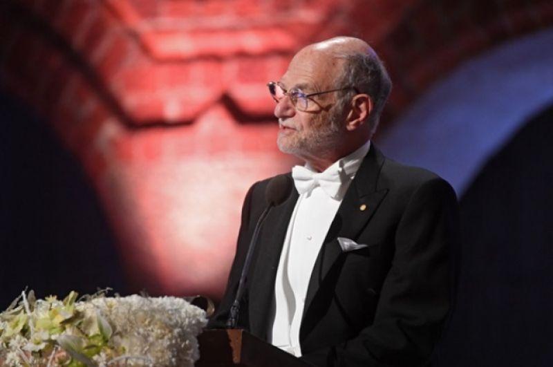 Жак Дюбоше, речь на банкете Нобелевской премии 2017.