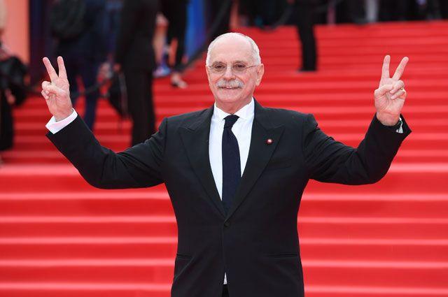 Михалков переизбран председателем Союза кинематографистов Российской Федерации