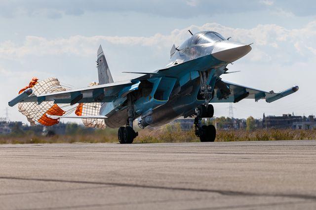 Часть русской авиации иПВО останется вСирии