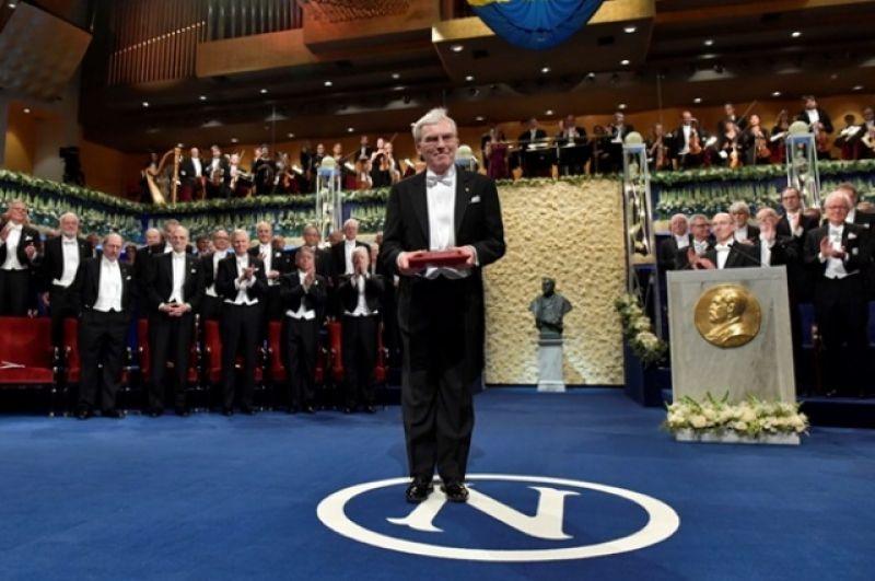 Ричард Хендерсон, Нобелевский лауреат 2017 года в области химии