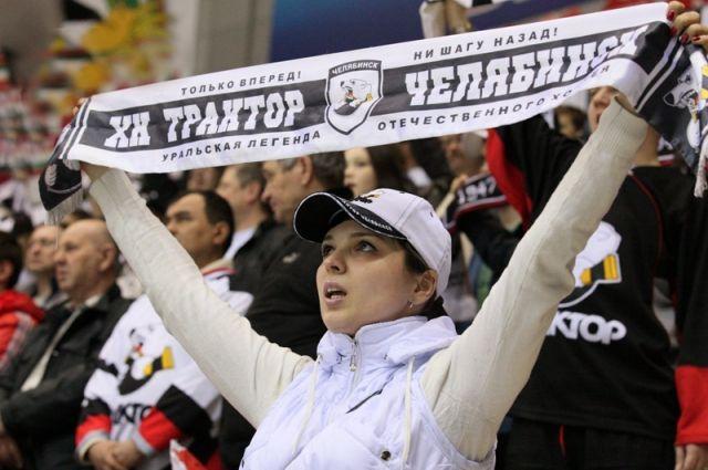 «Сибирь» победила «Трактор»— Хоккей
