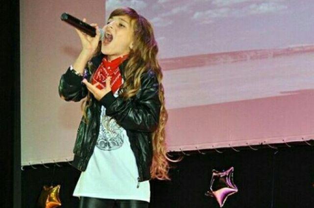 Впроекте «Битва талантов» выступила молодая исполнительница изДагестана