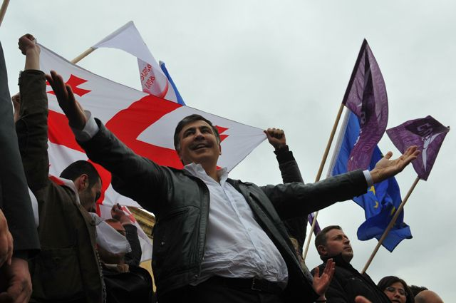 «Агент Саакашвили» свободен. Чем это закончится для Порошенко?