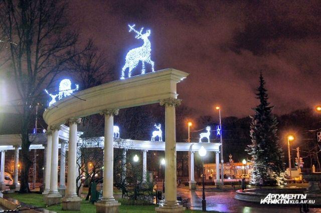 Ярошук призвал сдавать в полицию вандалов, срывающих новогодние украшения.