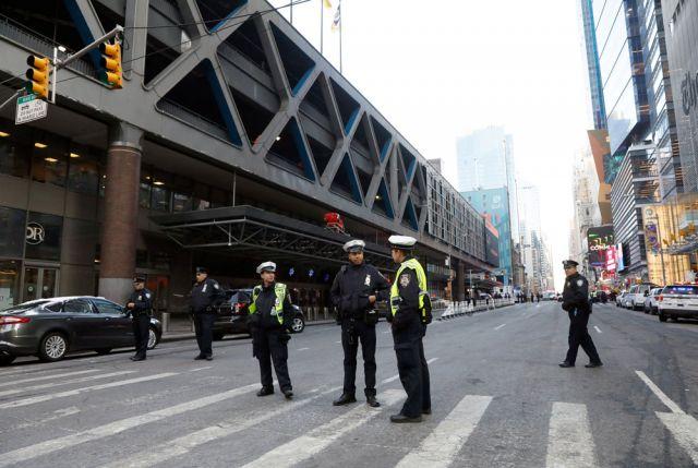 Кто устроил взрыв в Нью-Йорке?