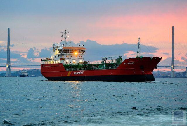 «Дальзавод» впервые за 40 лет спустил на воду собственный танкер