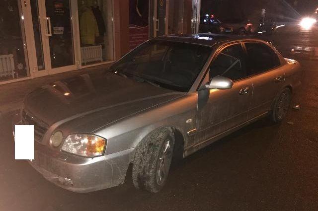ВЕссентуках шофёр авто налетней резине сбил пешехода