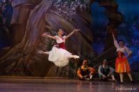 Роль главной героини балета исполнила Диана Косырева.