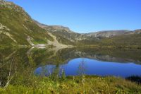 Одна из особо охраняемых территорий Кузбасса - Кузнецкий Алатау - расположена на юге Сибири.