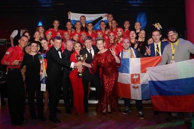 «Пермь порвала»: Мария Захарова поздравила пермских танцоров спобедой