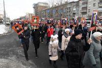Участниками встречи стали родственники погибших из всех городов и районов Тюменской области