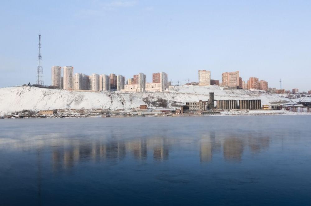 Красноярск - красивый город, который стоит увидеть.