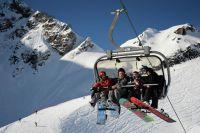 После новогодних праздников цены на горнолыжных курортах ощутимо снижаются.