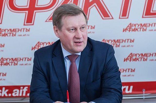 Анатолий Локоть подвел итоги работы за этот год и рассказал о планах на будущее.
