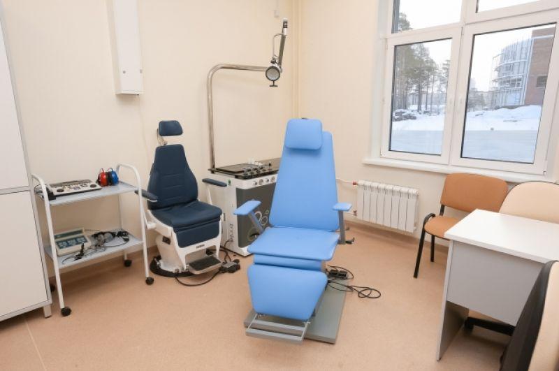 В медицинском центре спортсменам и гостям универсиады будут оказывать первую неотложную помощь.
