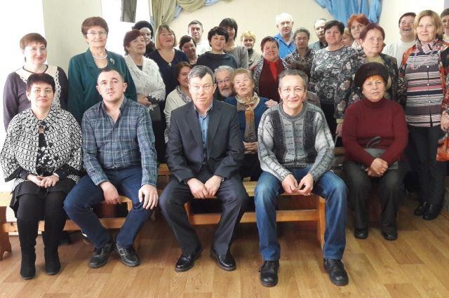 Встреча с читателями и подписчиками состоялась в Азово.