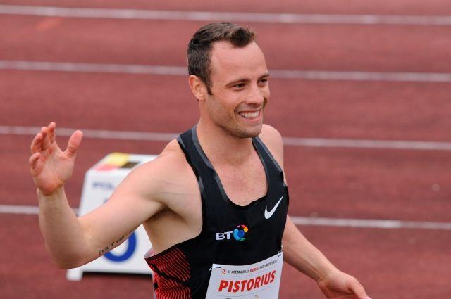 Паралимпиец Писториус получил травмы вовремя потасовки втюрьме вЮАР