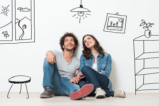 Молодое поколение выбирает жизнь в кредит