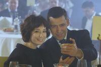 Евгений Куйвашев и Чулпан Хаматова призвали участников ассамблеи поддержать благотворительный проект.
