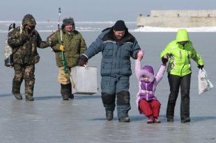 Не ступай на тонкий лёд. Меры безопасности в зимний период
