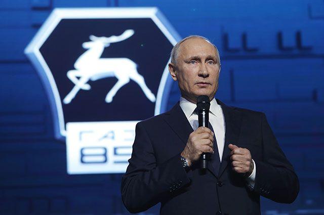 Кто «уговорил» Владимира Путина избираться в президенты?