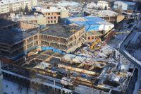 Строительство соцобъектов контролирует мэр Иркутска.