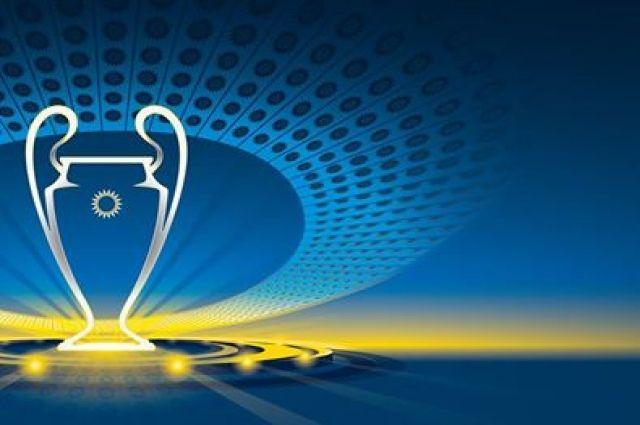 В Киеве представлен логотип финала Лиги чемпионов-2018
