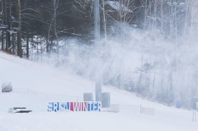 Иностранцы, которые приедут на универсиаду в Красноярск смогут увидеть, что такое настоящая сибирская зима.