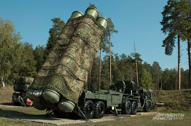 ВЛенобласти разместили новый дивизион С-400