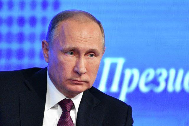 Большая пресс-конференция Владимира Путина. История и факты