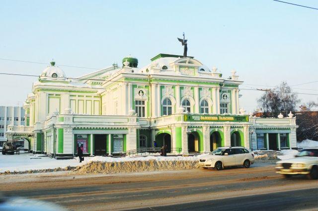 В Омске рассказали о спектаклях, которые пройдут в омском драмтеатре в 2018 году.