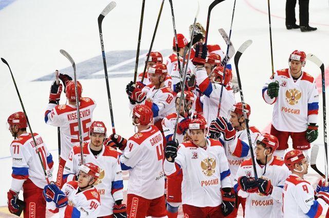 Олимпиада 2018 хоккей | состав сборной России