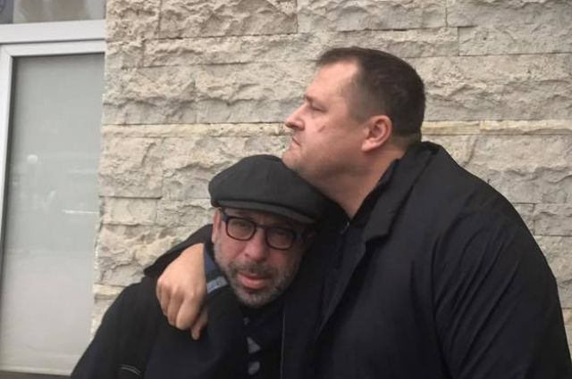 Геннадий Корбан вернулся в Украину