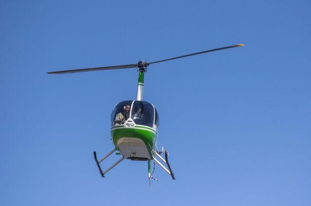 ВСочи гражданский вертолет совершил аварийную посадку