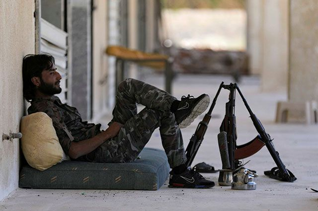 Жителям Америки напомнили оботсутствии права находиться вСирии