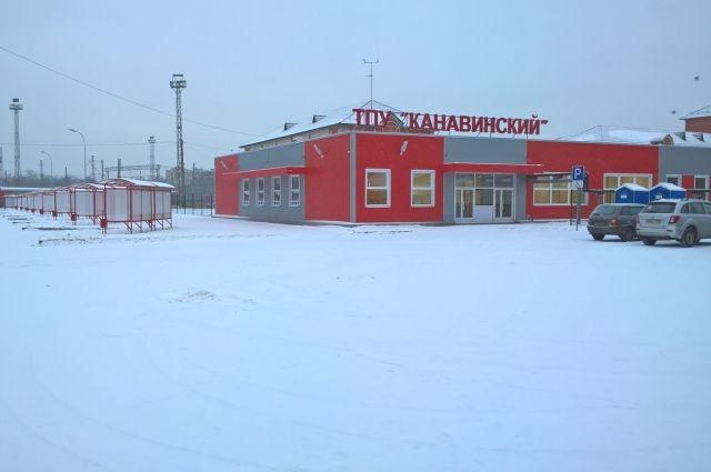 В начале 2018 года заработает новый автовокзал на Московском шоссе.