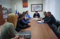 Глава Дзержинска Сергей Попов встретился с горожанами во время общероссийского дня приема граждан.