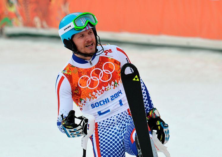 Горнолыжный спорт: Александр Хорошилов. Специалисты считают, что, если Хорошилов выиграет золото Пхенчхана, сенсацией это событие нестанет.