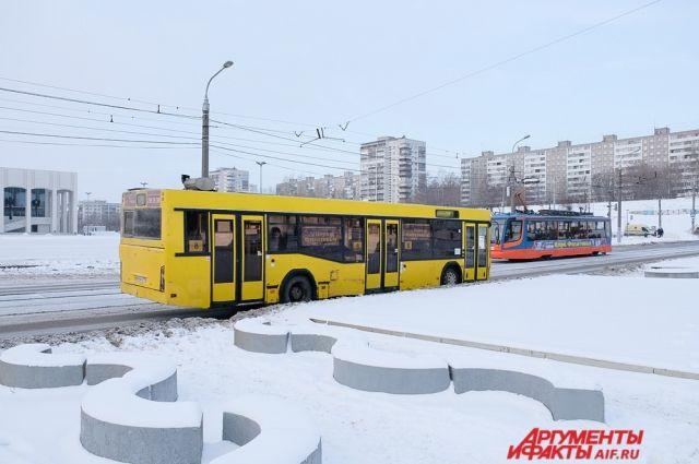 На Краснокамском направлении перестанут работать девять автобусных маршрутов.