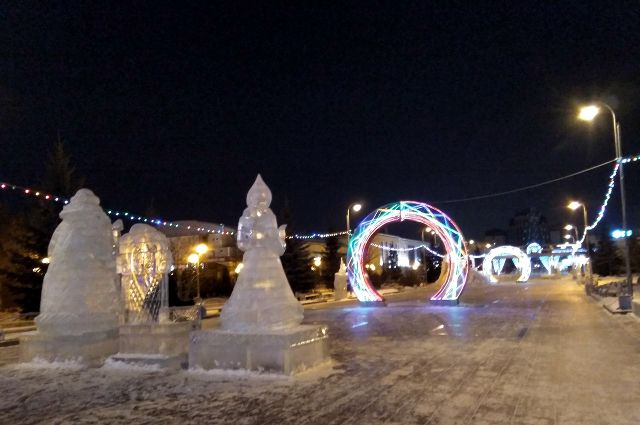 Новогодние украшения. Чем удивит тюменцев праздничное оформление города