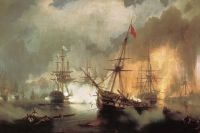 Корабли часто тонули в водах Балтики