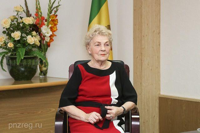 Екатерина Баннова удостоена Почетной грамоты Президента РФ.