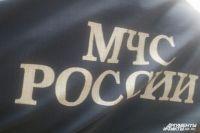 На трассе Тюмень – Ханты-Мансийск пассажирскому автобусу потребовалась помощь МЧС